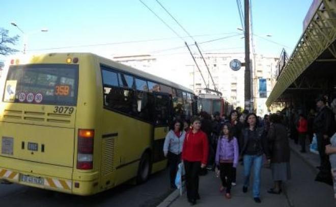 Ce program vor avea autobuzele pe 1 Mai