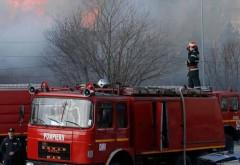 Incendiu la Floreşti. Proprietarul locuinţei, rănit