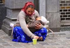 Încă un dosar penal, la Ploieşti, pentru folosirea copiilor la cerşit