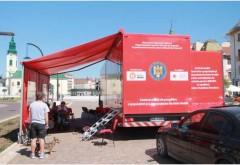 Caravana SMURD 'Fii pregătit!' ajunge în Prahova