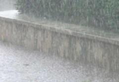 Prahova, sub COD GALBEN de ploi. Unde plouă la această oră