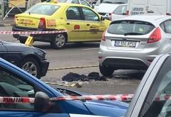 Un ofițer SPP s-a împușcat în inimă, pe stradă, sub ochii trecătorilor