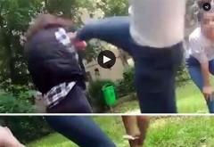 """Adolescentă, snopită în bătaie de trei colege. Tatăl uneia dintre agresoare îşi apără fiica: """"Vă dau..."""""""