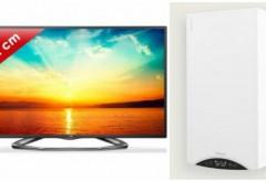 Ocazie rară. ANAF vinde electronice la prețuri mici: TV plasmă – 260 RON, centrală – 300 RON
