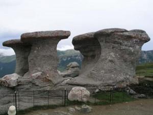 Turist epuizat in Bucegi! ISU si Salvamont Busteni intervin pentru recuperarea lui