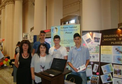 Liceele din Ploieşti îşi prezintă oferta educaţională pentru anul şcolar 2017-2018