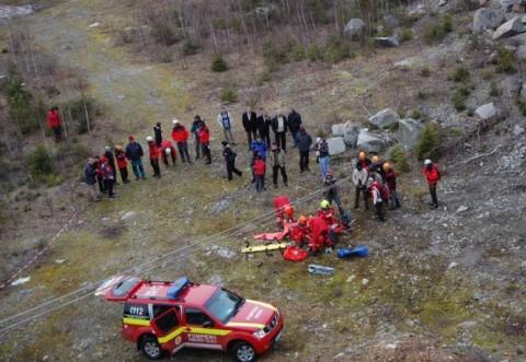 Turistă GRAV rănită pe Jepii Mici
