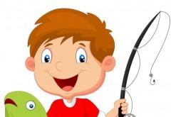 """Concurs de pescuit sportiv pentru copii  """"Cupa Micul pescar"""""""