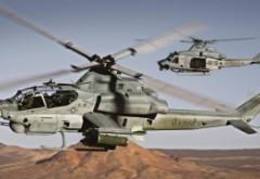 Premieră MONDIALĂ: Elicopterele americane Bell, fabricate INTEGRAL în România