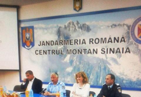 Problemele structurilor de intervenţie din zona montană a Prahovei, dezbătute, azi, la Sinaia