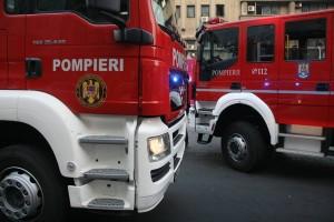 Pericol pe o stradă din Ploieşti! Pompierii- chemaţi să intervină