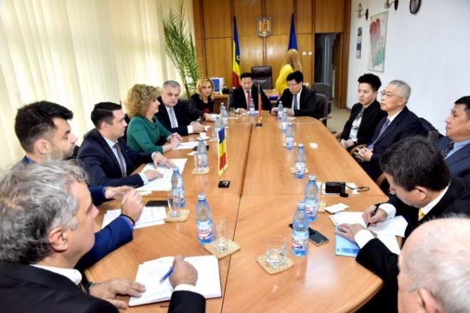 25 de ani de colaborare intre Prahova si Heilongjiang (China). O delegatie chineza vine la Ploiesti