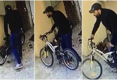 Hot de biciclete din Ploiesti, prins in mai putin de 15 minute! Ce a spus cand a fost intrebat de unde are bicicleta