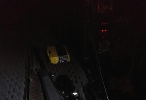 Arme si munitie, descoperite intr-o masina de teren, la Cheia. Cine era soferul si ce planuri avea