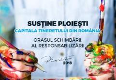 Ploiestiul concurează pentru titlul de Capitala Tineretului din România