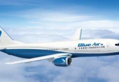 Emoții pentru 150 de pasageri români: Aeronava Blue Air, întoarsă din drum. Ce s-a întâmplat