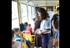 Polițiștii prahoveni, în acțiuni de prevenire a furturilor din buzunare