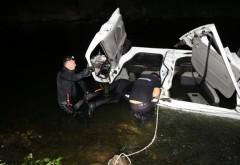 ALERTĂ - Accident cu mai multe victime în București: Un microbuz a CĂZUT în Dâmbovița