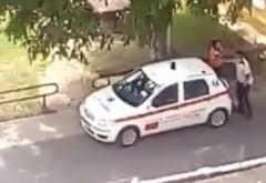 Un nou caz HALUCINANT zguduie Poliţia Română: Poliţist surprins când BĂTEA o asistentă medicală / IMAGINI ȘOCANTE