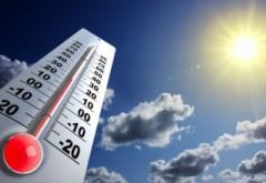 ANM: Vremea se va încălzi în perioada următoare, temperaturile vor atinge 34 de grade