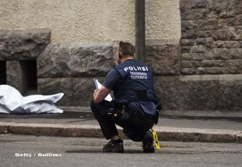 Atac în Finlanda. Doi morți și 6 răniți de un atacator care i-a înjunghiat pe stradă