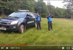 Doi bucuresteni s-au ratacit pe munte, in Prahova, in timp ce participau la un concurs. Dupa 6 ore de cautari, jandarmii i-au recuperat!