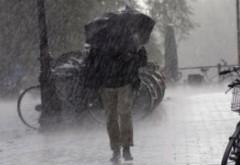 ALERTĂ meteo - Încep FURTUNILE, după zilele caniculare: Temperaturi extreme și cod galben de ploi! Care sunt zonele vizate
