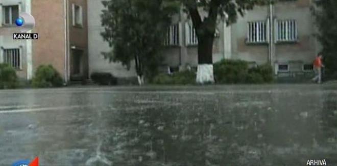 Ciclonul care a facut ravagii in Italia ajunge in Romania in aceasta seara. Ce anunta meteorologii
