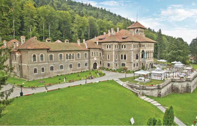 Castelul Cantacuzino organizeaza CONCURS de proiecte pentru galeria sa de arta