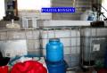 Perchezitii in Slanic, la producatori neautorizati de alcool VIDEO