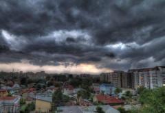 Cât de puternică va fi furtuna care se va abate asupra Prahovei, în următoarele ore. Avertismentul ANM