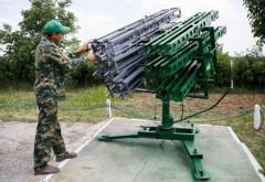Rachete antigrindina au fost lansate, azi noapte, la Boldești, Mehedința, Tătaru, Valea Calugareasca și Pietroasele