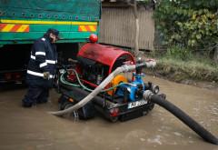 Alertă de inundaţii la Izvoarele