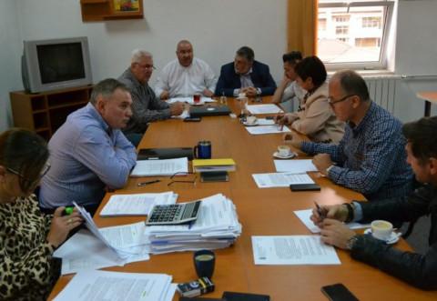 Comitetul de Coordonare al CSM Ploieşti s-a întrunit, astăzi, la sediul clubului!