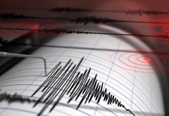 Cutremur cu magnitudinea 4,2, duminica dimineata