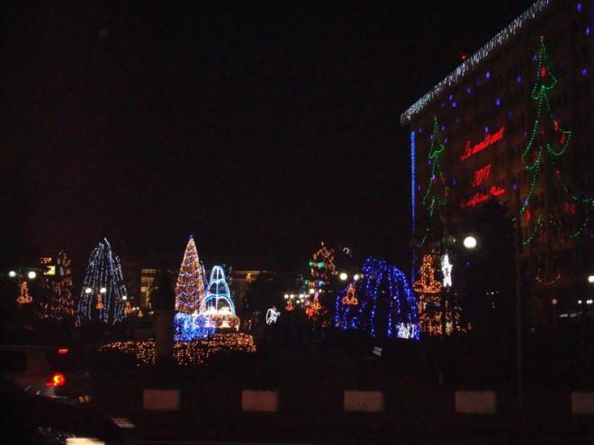 Primăria Ploieşti se pregăteşte de sărbătorile de iarnă. Unde va fi amplasat Târgul de Crăciun