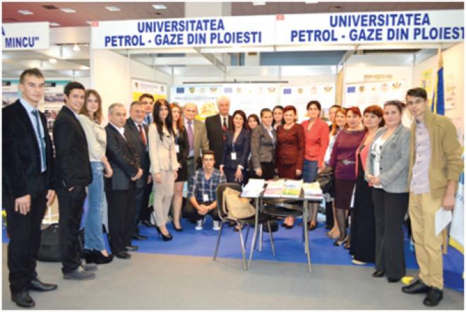 Universitatea Petrol-Gaze prezenta la Târgul Expoenergie 2017 de la Romexpo
