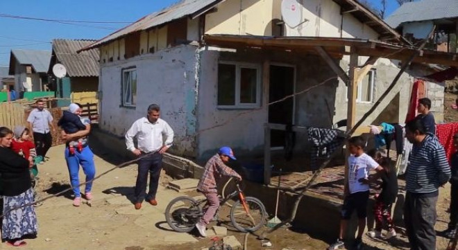 Povestea emoționantă a unui suflet de rom