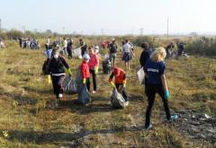 Campanie de curatenie in Ploiesti, cu ajutorul voluntarilor