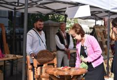 Cum a fost la prima editie a Targul Mestesugarilor, in weekend, la Ploiesti/ GALERIE FOTO