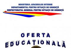 O nouă sesiune de admitere la Şcoala de Pompieri de la Boldeşti