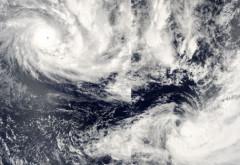 Anunţ important de la meteorologi. Ciclonul Olaf nu mai ajunge în România, locul său va fi luat de Ciclonul Peter