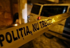 Un IT-ist în vârstă de 31 de ani a fost găsit mort, cu o pungă pe cap
