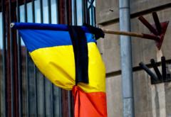 Drapelul a fost coborât în bernă la Castelul Peleş din Sinaia