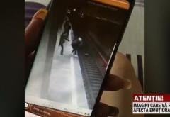 Noi detalii halucinante ies la iveală despre criminala de la metrou. Directoarea adăpostului face declaraţii bombă