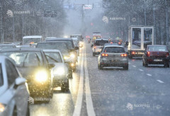 ANM: Lapoviţă şi ninsoare în majoritatea regiunilor după 19 decembrie până în Ajunul Crăciunului şi în ultima zi din an