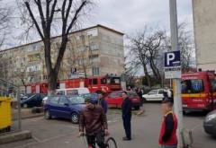Tragedie in Ploiesti! O femeie a murit intr-un incendiu izbucnit in apartament, pe Aleea Catinei