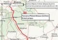 Autostrada Ploieşti – Braşov şi-a schimbat traseul