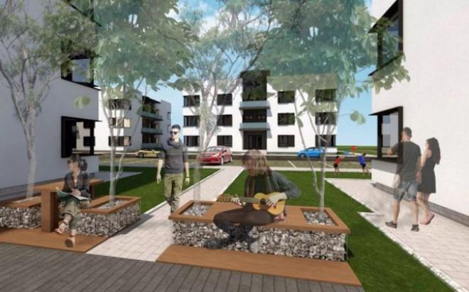 O companie din Germania vrea să ridice un cartier pentru cei 600 de angajați români. Localnicii se opun vehement