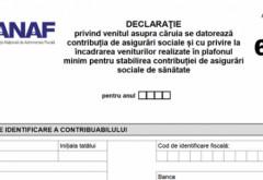 Ministrul Finanţelor: Toate lucrurile legate de Formularul 600 vor fi clarificate săptămâna viitoare